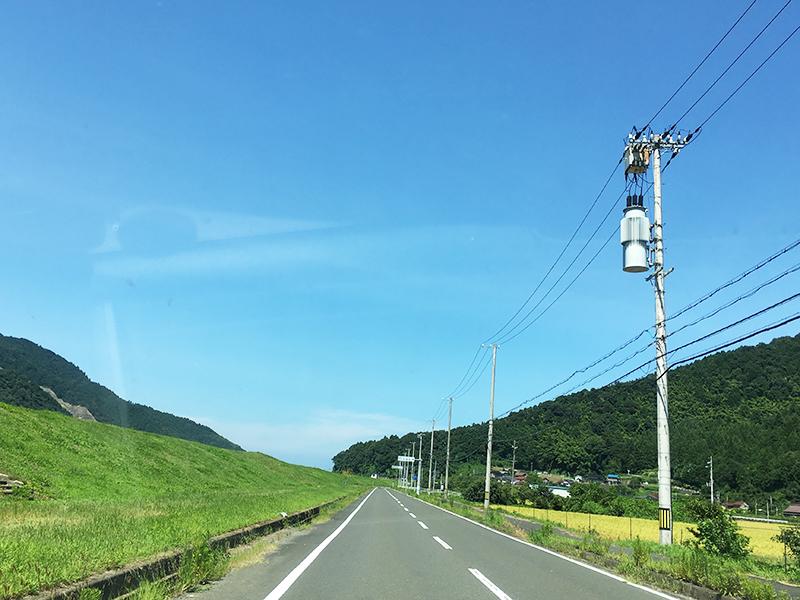 舞鶴『神崎浜海水浴場』へ