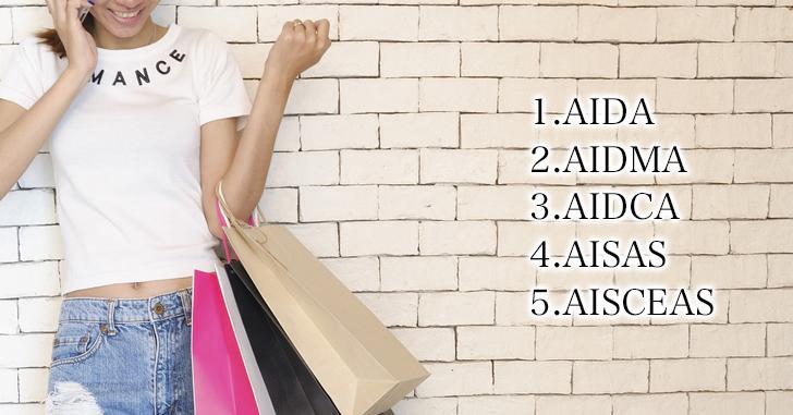 購買行動と法則