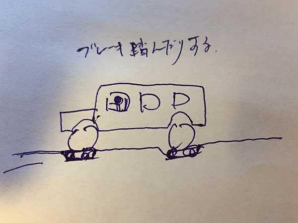 ブレーキ検査
