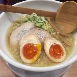 京都鶏ガラとんこつ醤油ラーメン