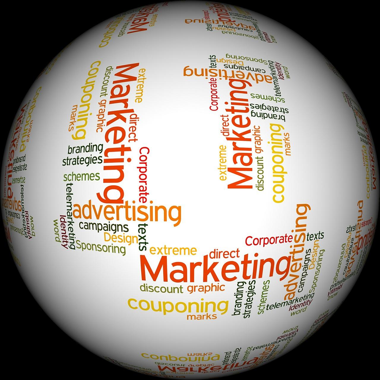 マーケティング ホームページ